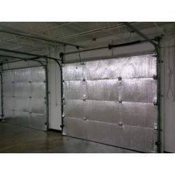 Reflective Garage Door Insulation Material