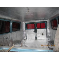 Reflective CarVan Insulation Sound Thermal Barrier