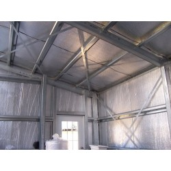 Reflekterande Thermal Roof Insualtion Termisk Vapor Membran