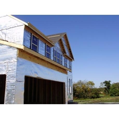 Reflekterande Thermal Roof Insualtion Termisk Vapor Membran