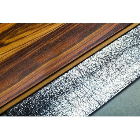 Reflekterende Etasje Insualtion for Wood Parkett Laminat gulvvarme System Fløt Gulv