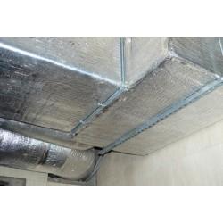 Reflekterende Kanal Isolering HVAC Termisk lydmuren