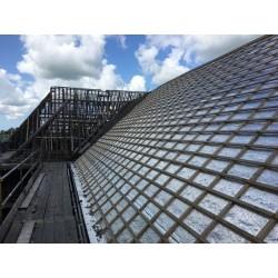 50m2 Reflexní Tepelné Střechy, Zdi Insualtion Parotěsná Membrána Akustické